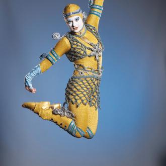 © 2010 Cirque du Soleil - Daniel Desmarais