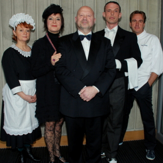 cast Coup de Foudre & Viki Geunes