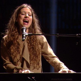 Eva Jacobs @ Eurosong 2014
