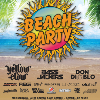 Beach Party Bocholt 2014