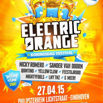 Electric Orange 2015