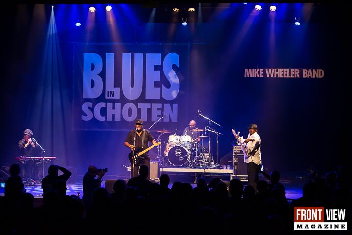 Mike Wheeler Band - 1