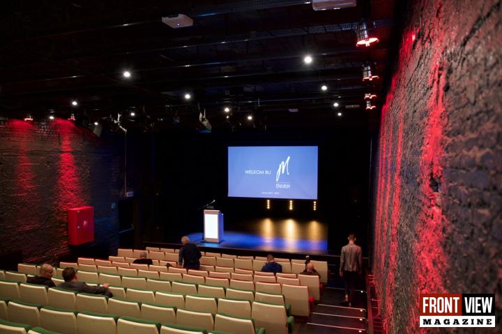 Theater M Mechelen, Seizoensvoorstelling 2017-2018. - 4