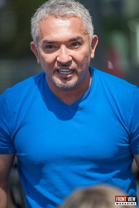 Cesar Milan Press Conference - 9