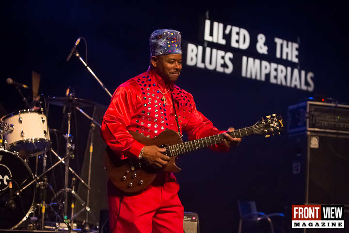 Lil' Ed and the Blues Imperials - 1