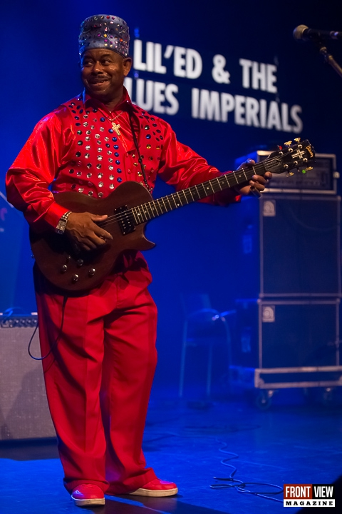 Lil' Ed and the Blues Imperials - 7