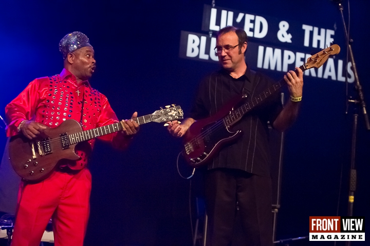 Lil' Ed and the Blues Imperials - 23