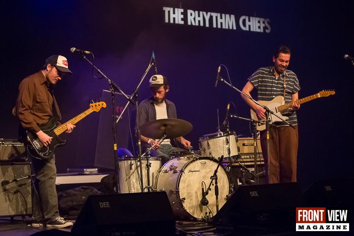 The Rhythm Chiefs - 14