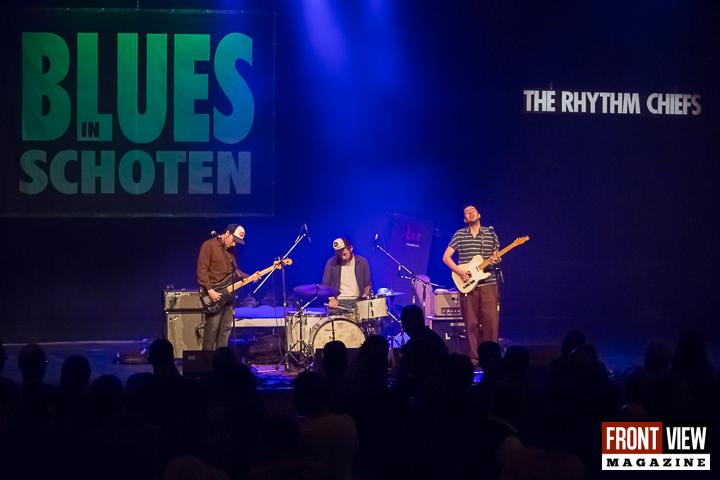 The Rhythm Chiefs - 16