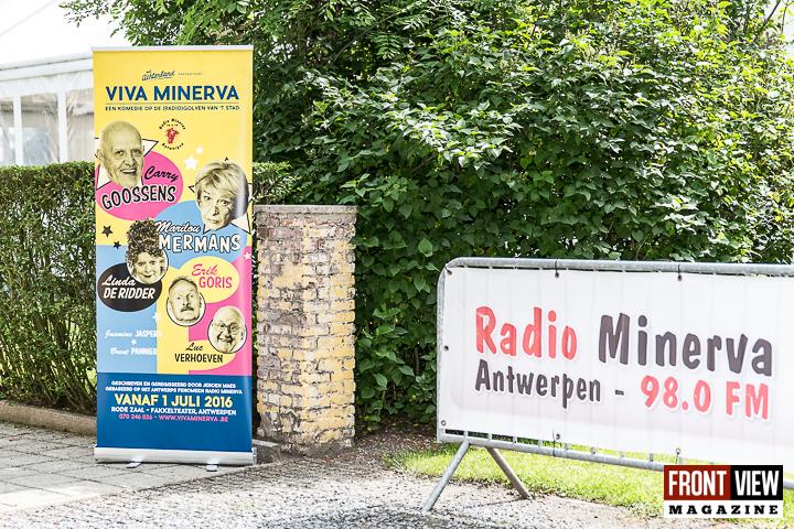 Viva Minerva persvoorstelling - 1