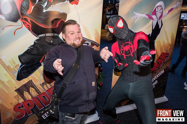 Premiére Spider-man - 8