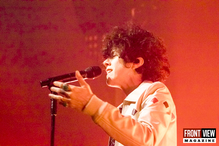 LP - Heart to Mouth Tour - 12