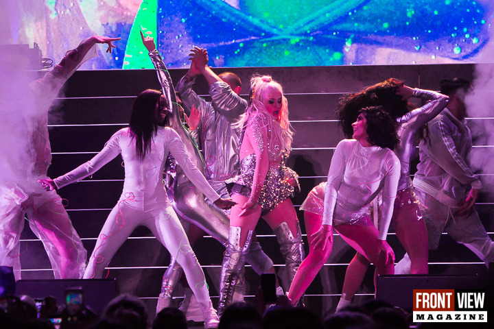 Christina Aguilera The X Tour - 9