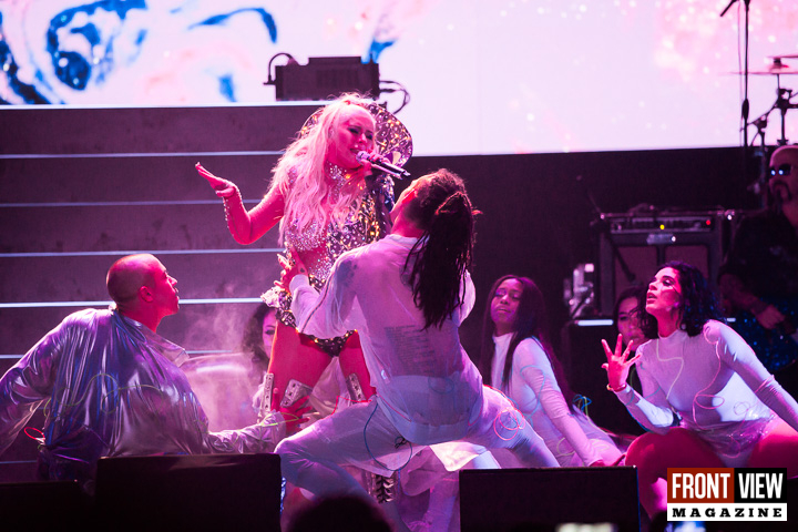 Christina Aguilera The X Tour - 13