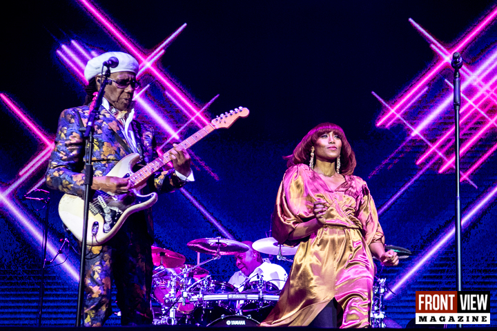 Nile Rodgers & Chic - 1