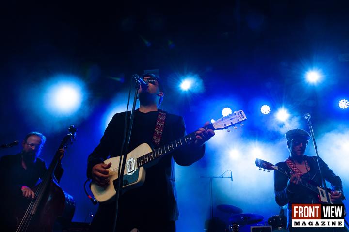 Dead Man Ray + support Matt Watts Group - 1