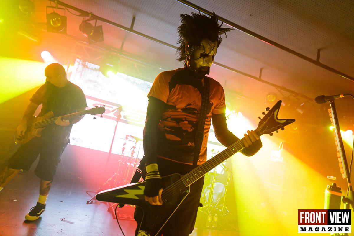Static-X 20 Years Wisconsin Death Trip @ Trix Club - 21