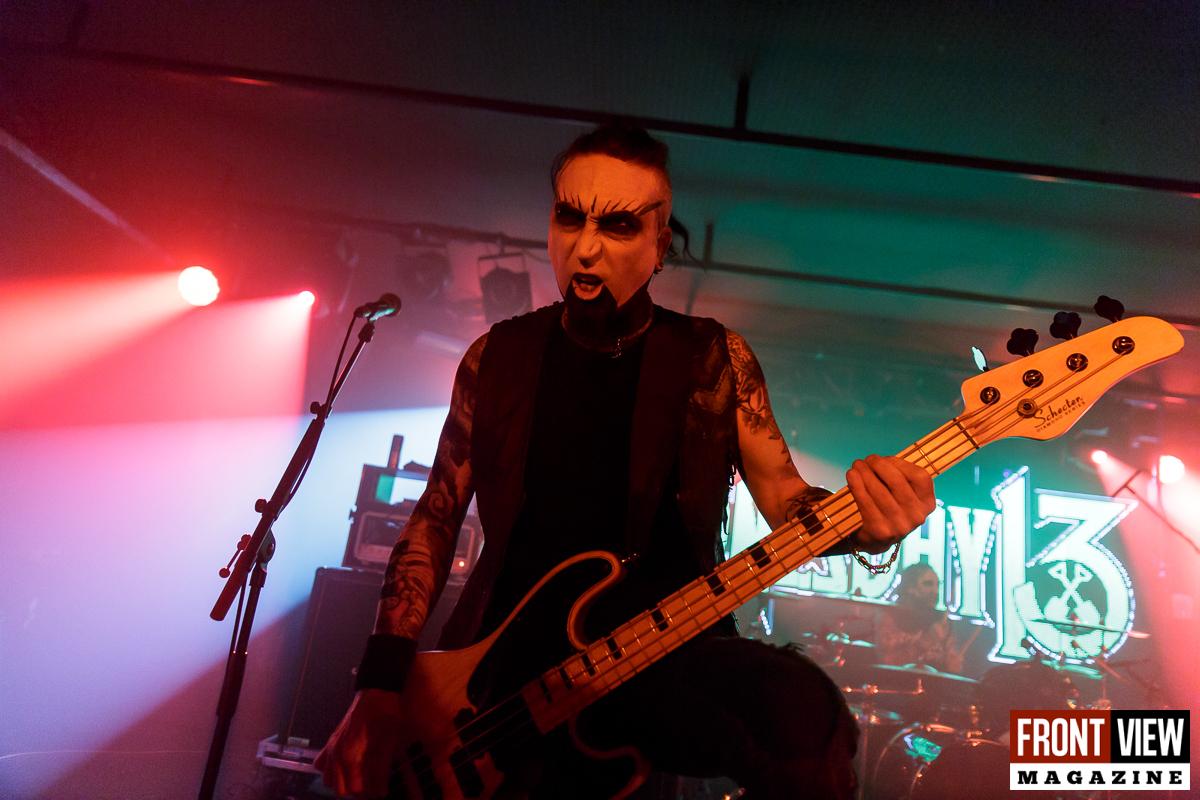 Static-X 20 Years Wisconsin Death Trip @ Trix Club - 36