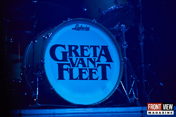 Greta Van Fleet - March Of The Peaceful Army - 1