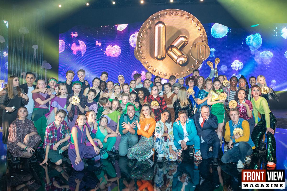 Gala van de gouden K's -winnaars en podiumfoto's - 1