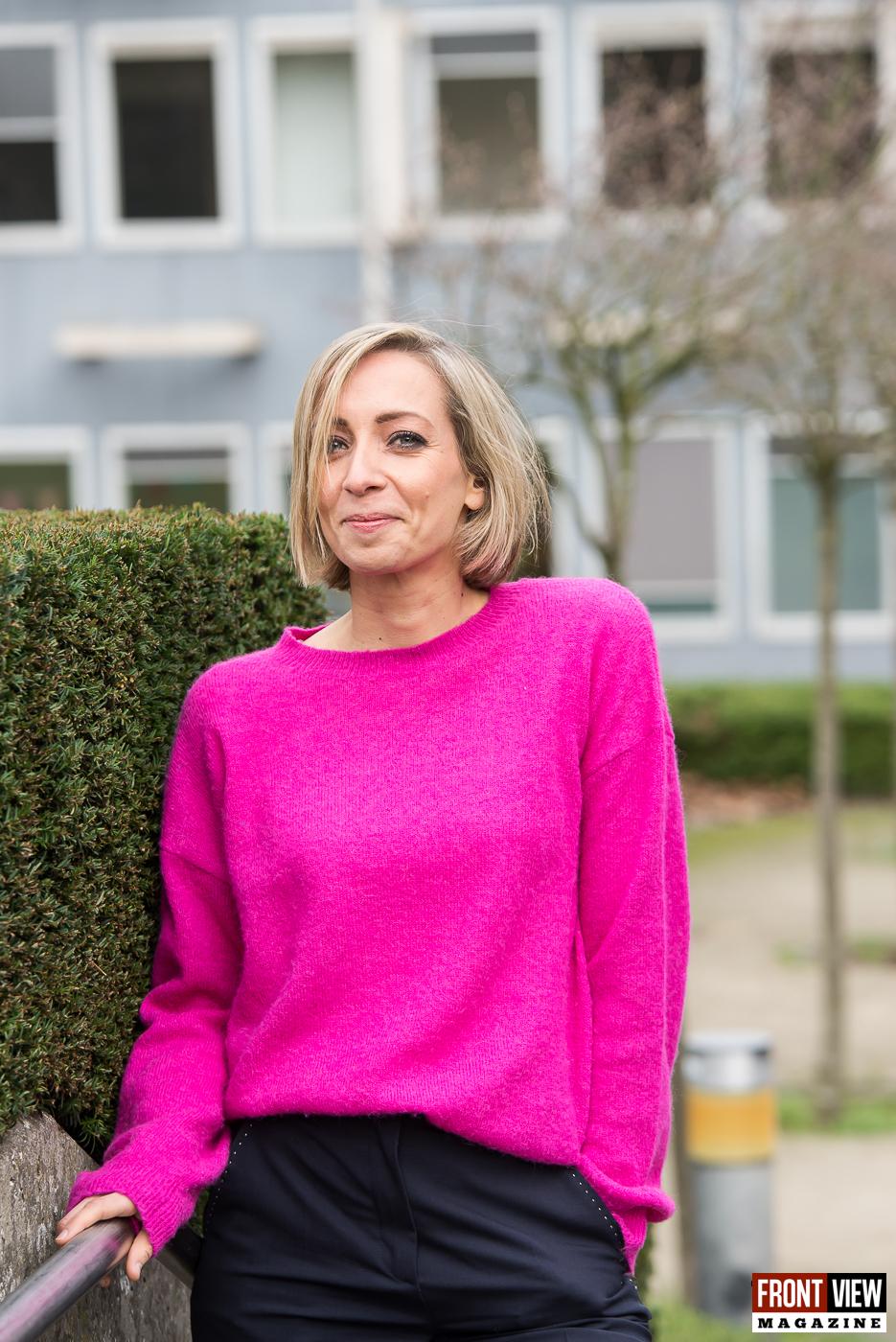 Sofie Lemaire 'Meer vrouwen op straat' - 1
