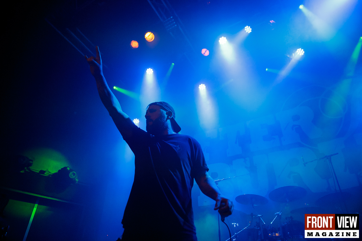 After The Burial - 1