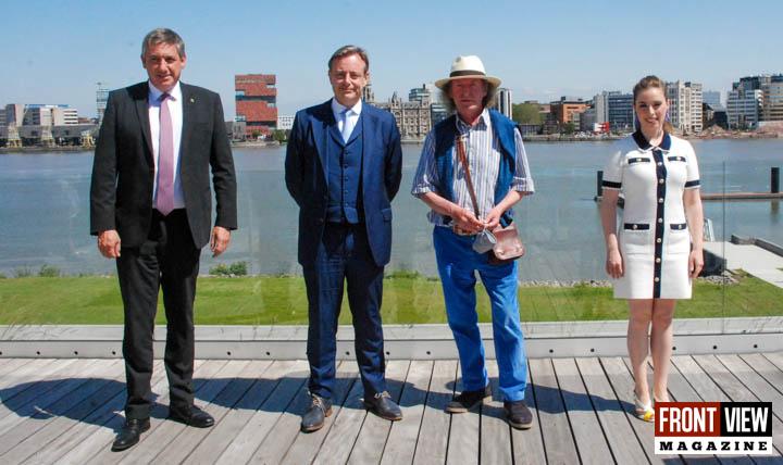 Persconferentie Klassiek in het park, aan zee en aan de Schelde - 10