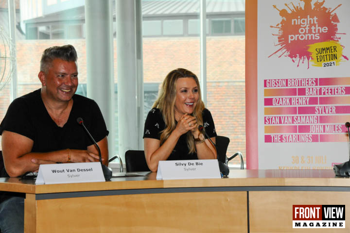 Persconferentie Night of the Proms Summer Edition - 3