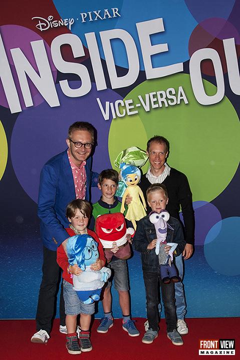 Première van Disney/Pixar's Inside Out - 5