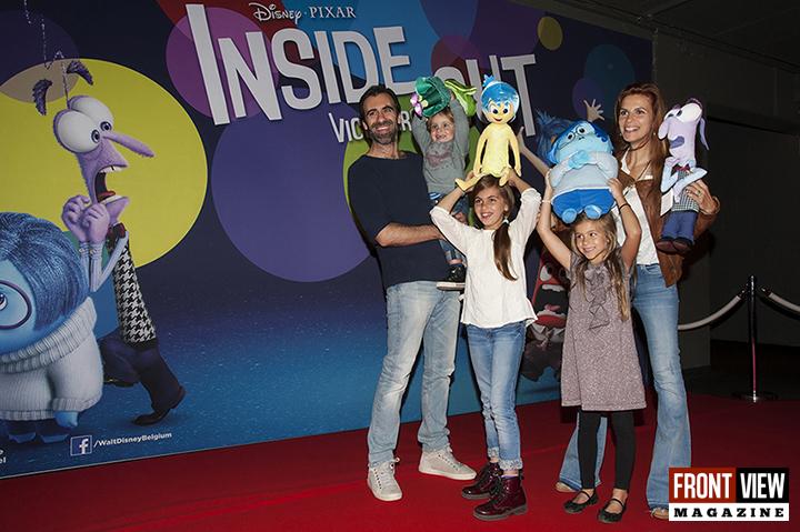 Première van Disney/Pixar's Inside Out - 1